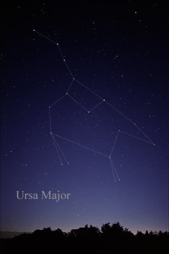 Ursa Major Real